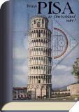 TAURUS-KUNSTKARTEN Wenn Pisa in Deutschland wäre - BookCard Postkarte