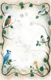 DONNA JENSEN Birds of a Feather note pad