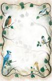 DONNA JENSEN Birds of a Feather Schreibblock