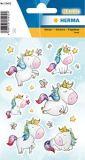 Herma Einhorn Sternenstaub Jewel Sticker