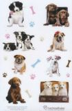 AVANsticker Hundefotos Sticker