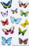 AVANsticker butterflies stickers