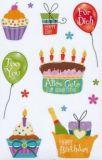 AVANsticker Geburtstagssymbole Sticker
