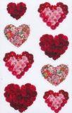 AVANsticker Rosenherzen Sticker