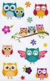AVANsticker owls stickers