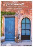 KATJA DIECKMANN Freundschaft ist eine Tür zwischen zwei Menschen Postkarte