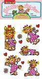 LUTZ MAUDER princess Miabella with glitter stickers