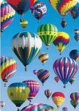 HARTUNG EDITION Viele Heißluftballons MEDLEY Postkarte
