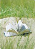 HARTUNG EDITION Buch in Dünen MEDLEY Postkarte