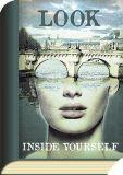 TAURUS-KUNSTKARTEN Look inside yourself - BookCard postcard