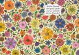 TAURUS-KUNSTKARTEN Welche Blumen sind genau gleich...? - Charis Bartsch Postkarte