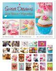 TUSHITA Sweet Dreams postcard book