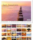 TUSHITA Sonnenuntergänge Postkartenbuch