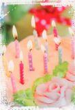HARTUNG EDITION Geburtstagskerzen Postkarte