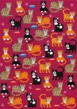 DISCORDIA Viele Katzen - Minipattes & Sacapuces Postkarte