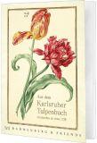 RANNENBERG Aus dem Karlsruher Tulpenbuch postcard book