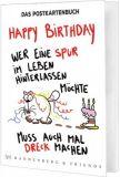 RANNENBERG Catzz - Birthday postcard book