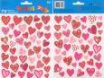 DoubleS Hearts - Herzen Sticker