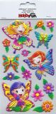 HobbyFun Blumenelfen CREApop Softy Sticker