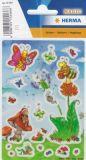 Herma Sommerwiese Seiden Sticker