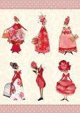 GRÄTZ Rose Garden - Silke Leffler Postkarte