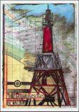 OLE WEST Emsmündung Richtung Borkum Postkarte