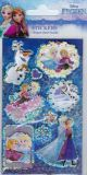 BSB Disneys Frozen 3D Creativ Sticker