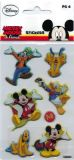 BSB Disneys Mickey & Friends / Goofy + Pluto Creativ Sticker