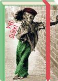 MT Viel Glück / Schornsteinfeger - Fold & Zip - BK Edition Postkarte