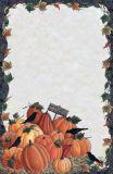 DONNA JENSEN Harvest Time Pumpkins Schreibblock