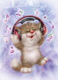 ACARDS Musik hören - Alexey Dolotov Postkarte