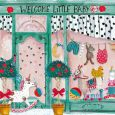 GOLLONG Welcome little Baby / Laden - Cartita Design Postkarte