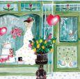 GOLLONG marriage shop - Cartita Design postcard