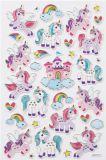 HobbyFun unicorn Hobby-Design stickers