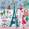 GOLLONG Paris - Mila Marquis postcard