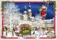 TAUSENDSCHÖN Koblenz am Plan Christmas postcard