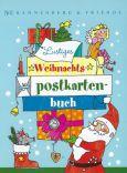 RANNENBERG funny Christmas time postcard book