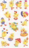 Z-Design Osterküken Sticker