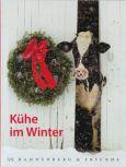 RANNENBERG Kühe im Winter Postkartenbuch