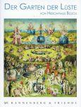 RANNENBERG Garten der Lüste / Hieronymus Bosch Postkartenbuch