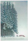 LENNART HELJE Eine schöne Weihnachtszeit / Zwerg + Fuchs gehen zum Wald Postkarte