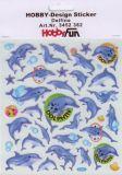 HobbyFun Delfine Hobby-Design Sticker
