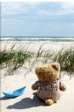 Venceremos teddy at sea note book A5