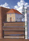INKOGNITO A lovers house - Katsuhisa Toda postcard