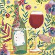 GOLLONG vine  - Cartita Design postcard