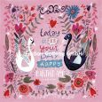GOLLONG Today is your day / Happy Birthday- Cartita Design postcard