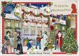 TAUSENDSCHÖN Fröhliche Weihnachten - Mozarthaus Vienna Wien Postkarte