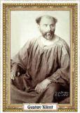 TAUSENDSCHÖN Gustav Klimt Bilderrahmen Postkarte
