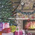 GOLLONG Weihnachten am Kamin - Sabrina Comizzi Postkarte
