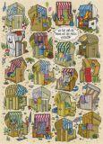 TAURUS-KUNSTKARTEN Wo hat sich die Möwe mit der Mütze versteckt? - Charis Bartsch Postkarte